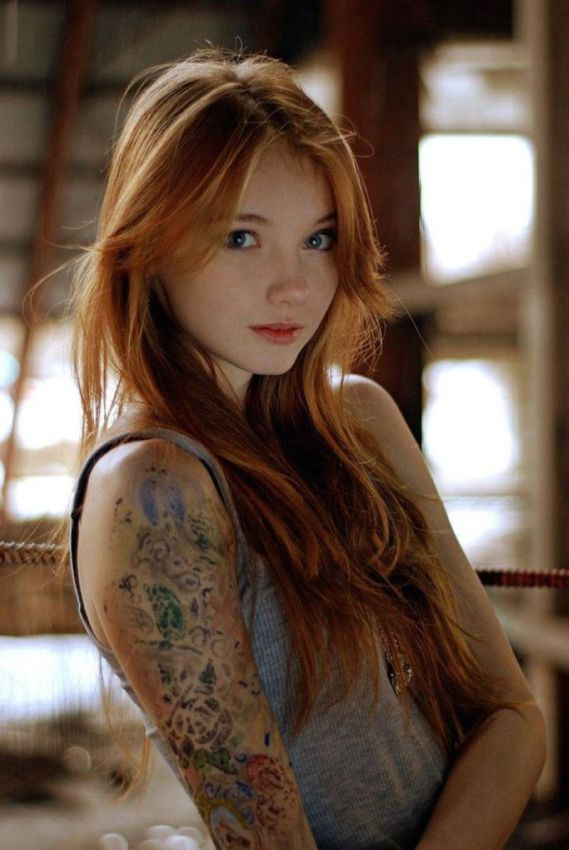 Transsexual almost cums inside redhead vedio