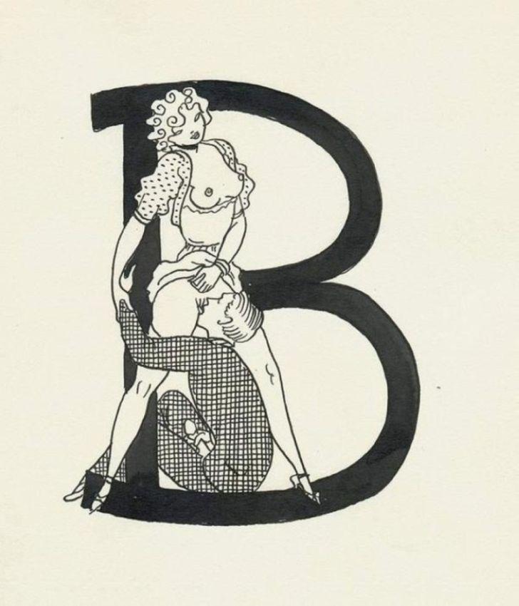 Порнографический алфавит