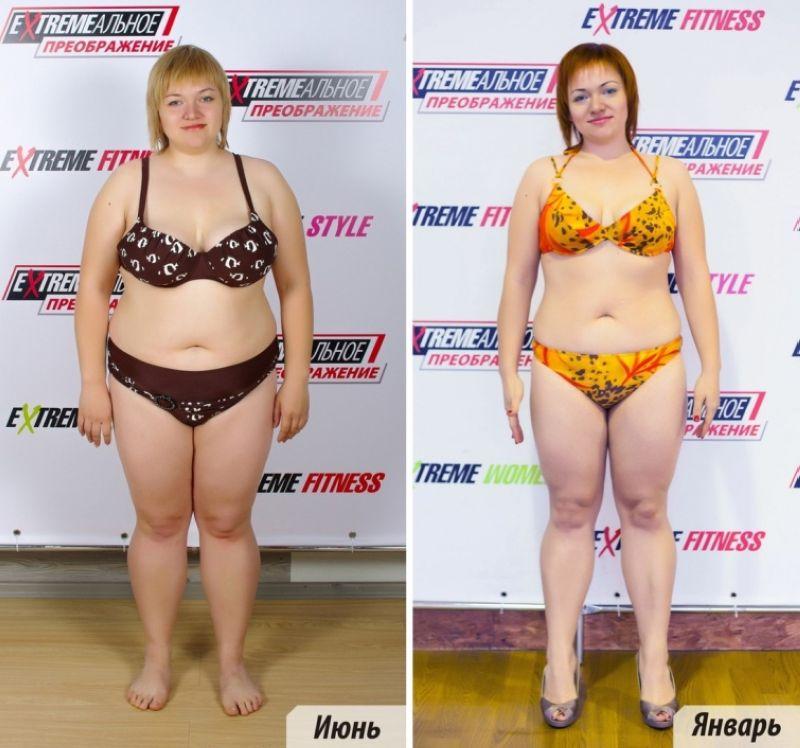 Экстремальное Похудение Истории. Реальное похудение: вдохновляющие истории девушек