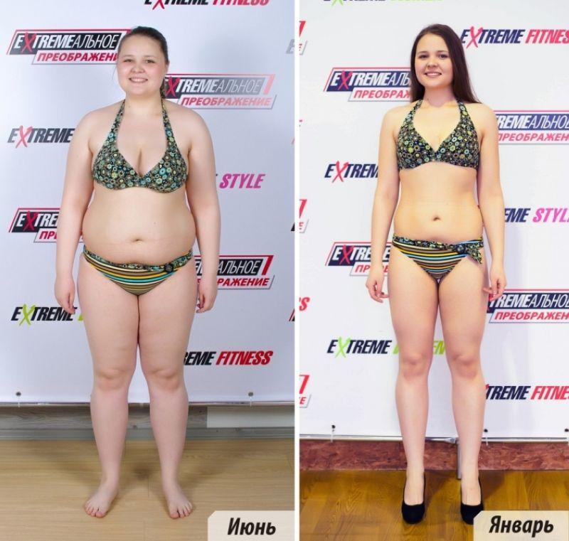 Экстремальное похудение форум