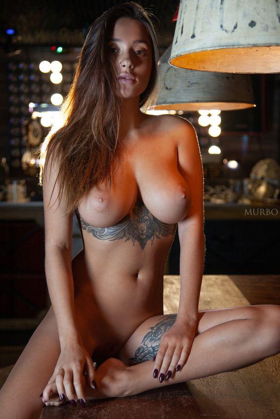 Poses Goddess Valerie Tits Guru 1