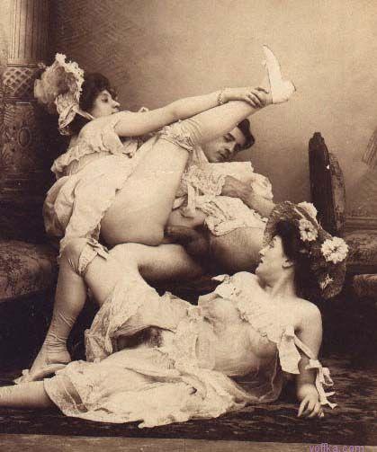 Порно 1890 год