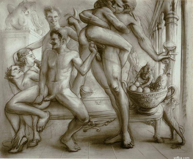 Содомский грех оральный секс